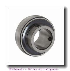 35 mm x 80 mm x 21 mm  ISO 1307K+H307 roulements à billes auto-aligneurs