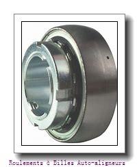 80 mm x 190 mm x 43 mm  SKF 1318K+H318 roulements à billes auto-aligneurs