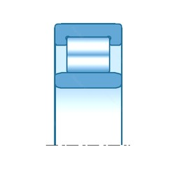 95,000 mm x 200,000 mm x 67,000 mm  SNR NU2319EG15 roulements à rouleaux cylindriques