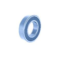 35 mm x 62 mm x 14 mm  PFI 6007-2RS C3 roulements rigides à billes