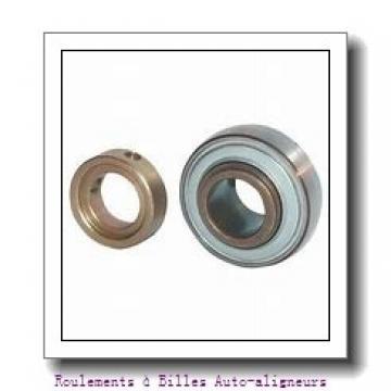 90 mm x 190 mm x 43 mm  NKE 1318-K+H318 roulements à billes auto-aligneurs