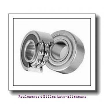 35 mm x 72 mm x 23 mm  NKE 2207-K+H307 roulements à billes auto-aligneurs