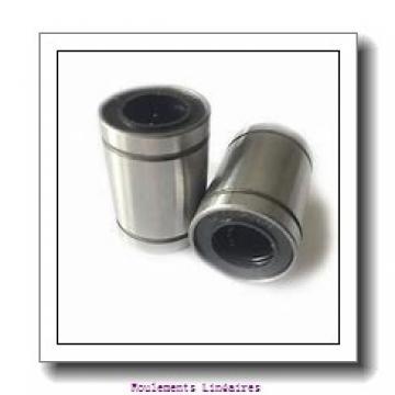 12 mm x 22 mm x 22,9 mm  Samick LME12 roulements linéaires