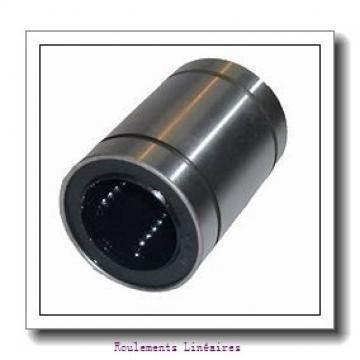 6 mm x 12 mm x 13.5 mm  KOYO SESDM 6 roulements linéaires