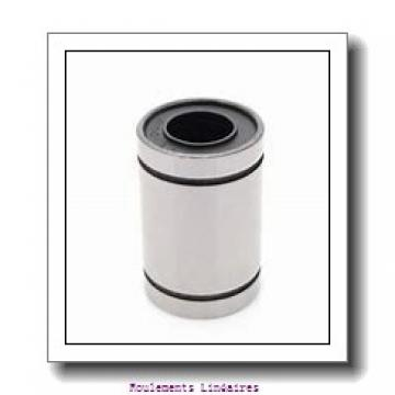 35 mm x 52 mm x 49,5 mm  Samick LM35UUOP roulements linéaires