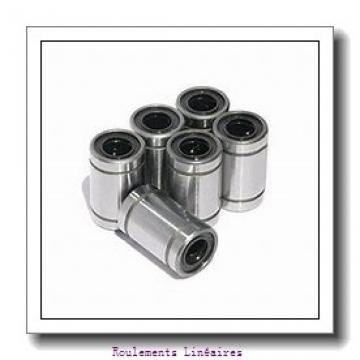 8 mm x 15 mm x 11,5 mm  Samick LM8SAJ roulements linéaires