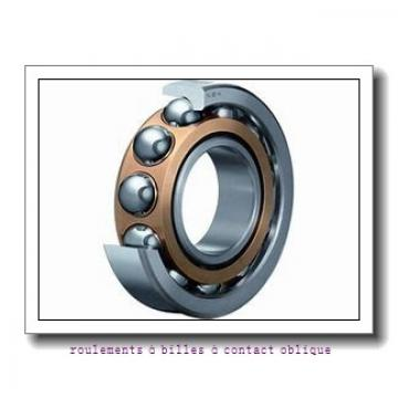 70 mm x 110 mm x 20 mm  SNR ML7014HVDUJ74S roulements à billes à contact oblique