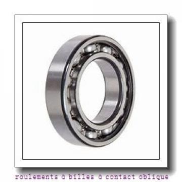 40 mm x 72 mm x 36 mm  KOYO DAC4072W-10CS74 roulements à billes à contact oblique