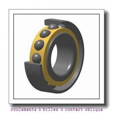 25 mm x 42 mm x 9 mm  FAG B71905-E-2RSD-T-P4S roulements à billes à contact oblique