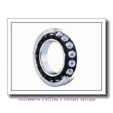 20 mm x 47 mm x 14 mm  SKF 7204 CD/P4A roulements à billes à contact oblique