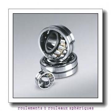 100 mm x 165 mm x 52 mm  ISO 23120 KW33 roulements à rouleaux sphériques