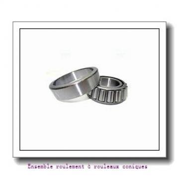 HM120848 -90088         Ensemble roulement à rouleaux coniques