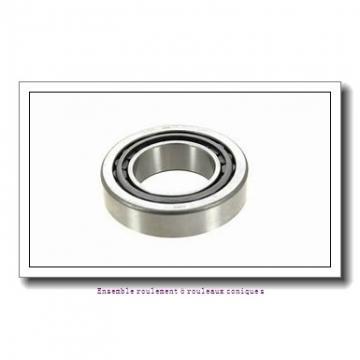 Recessed end cap K399071-90010 Backing ring K85525-90010        Ensemble roulement à rouleaux coniques