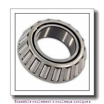 Recessed end cap K399073-90010 Backing spacer K120160 Ensemble roulement à rouleaux coniques