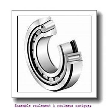 HM120848-90090 HM120817D Oil hole and groove on cup -special clearance - E29536       AP - TM roulements