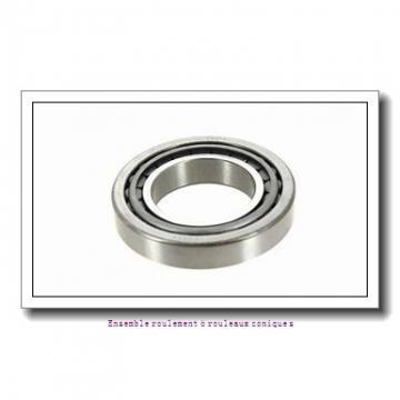 HM124646 -90083         Ensemble roulement à rouleaux coniques