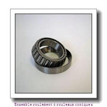 HM124646-90132  HM124616XD Cone spacer HM124646XC Backing ring K85588-90010       Dispositif de roulement à rouleaux coniques compacts