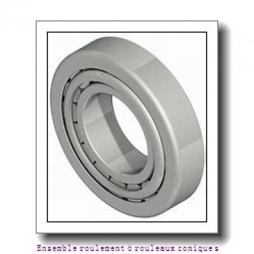 Axle end cap K412057-90011 Ensemble roulement à rouleaux coniques