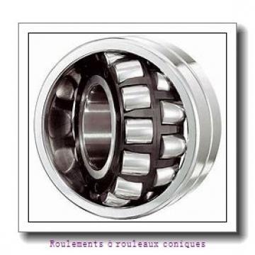 184,15 mm x 234,95 mm x 33 mm  Timken LM236749/LM236710 Roulements à rouleaux coniques