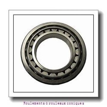 44,45 mm x 93,662 mm x 31,75 mm  Timken 49176/49368 Roulements à rouleaux coniques
