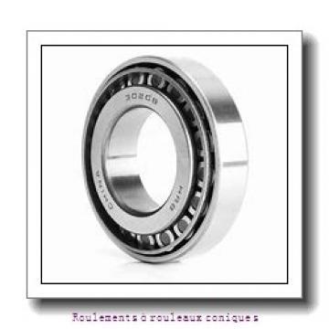 76,2 mm x 127 mm x 23,012 mm  Timken 34301/34500 Roulements à rouleaux coniques