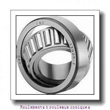 50,8 mm x 104,775 mm x 36,512 mm  NTN 4T-59200/59412 Roulements à rouleaux coniques