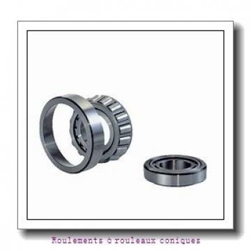 360 mm x 600 mm x 192 mm  KOYO 45372 Roulements à rouleaux coniques