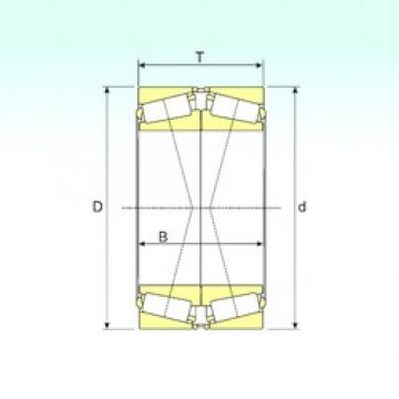 ISB 32064X/DF Roulements à rouleaux coniques