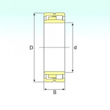 480 mm x 790 mm x 308 mm  ISB NNU 4196 M/W33 roulements à rouleaux cylindriques