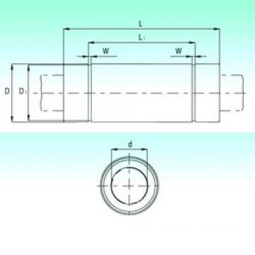 NBS KBL1670 roulements linéaires